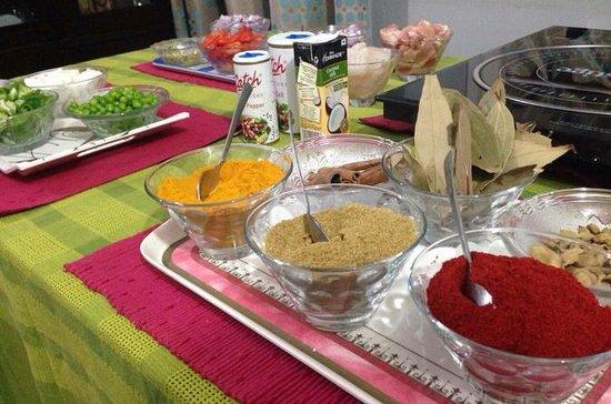 Hands on Vegan Essen mit Frau ILaa...