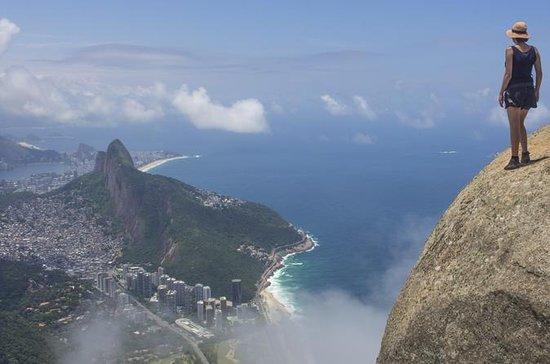 Pedra da Gavea Wanderung in Rio de...