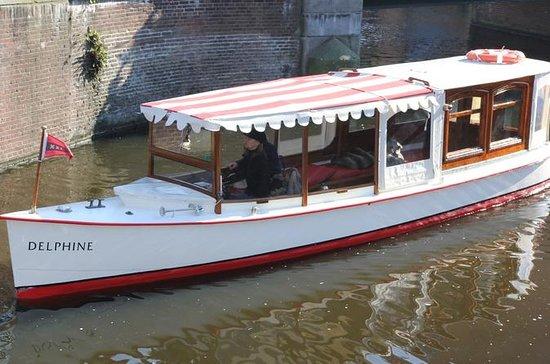 Privérondvaart door Amsterdam