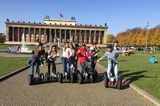 3 Stunden Segway Discovery Tour Berlin