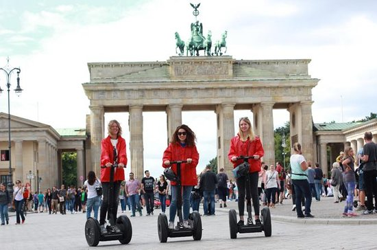 2-Hour Segway Discovery Tour Berlin