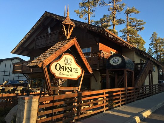 Oakside Restaurant Big Bear Lake