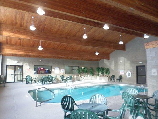 Kavanaugh's Sylvan Lake Resort: Pool