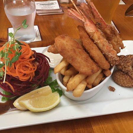 Great Seafood Basket