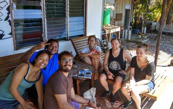 Jagna, Filippinene: Hanging out