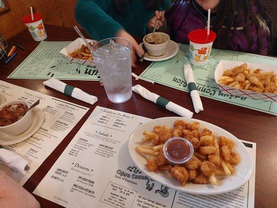 Restaurants Around Utica Il