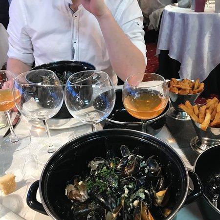 Top 10 restaurants in Le Treport, France