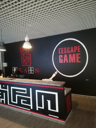 BRAIN l'Escape Game Grosblie