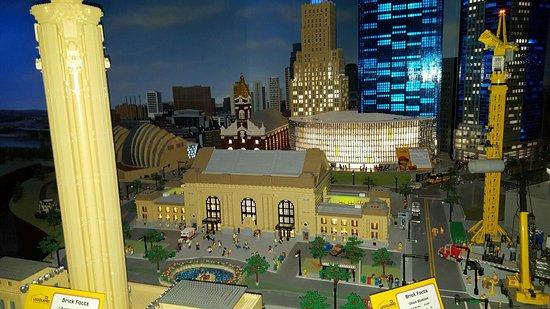 Legoland Discovery Center Legos De La Ciudad Kansas City