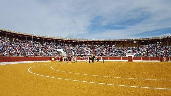 Баэса, Испания: Plaza De Toros
