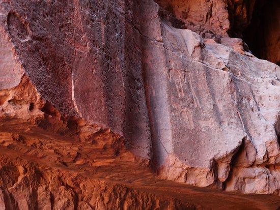 Wadi Rum Nomads - Day Tours: Vestiges du passé