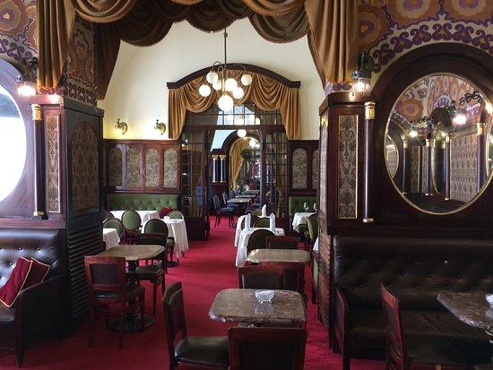 Art deco restaurant picture of noworolski krakow tripadvisor