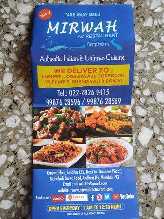 Nice little restaurant - Picture of Mirwah restaurant