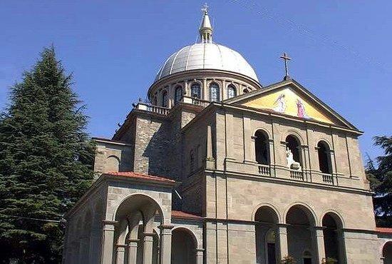 Bedonia, Italy: Santuario della Madonna di San Marco