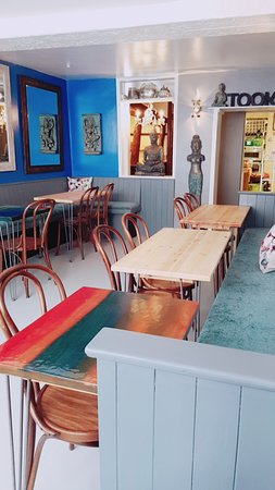 Tookta's Cafe: Renovated Tookta's