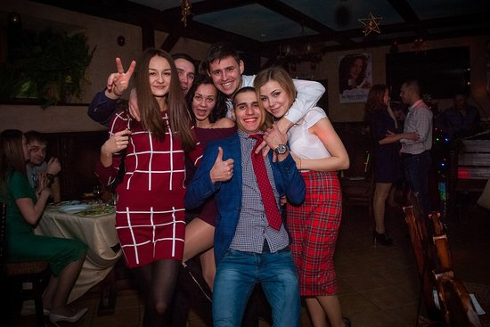 Donetsk Oblast, ยูเครน: Кафе Шале - выпускной вечер 2017
