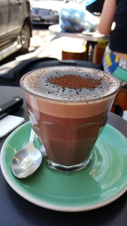 ‪‪Greater Sydney‬, أستراليا: Hot chocolate‬