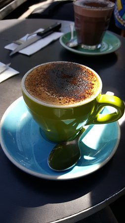 Greater Sydney, Australia: Hot mocha