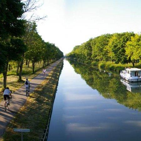 La voie verte en vélo - Activités du Camping Au Jardin - Meilhan sur Garonne