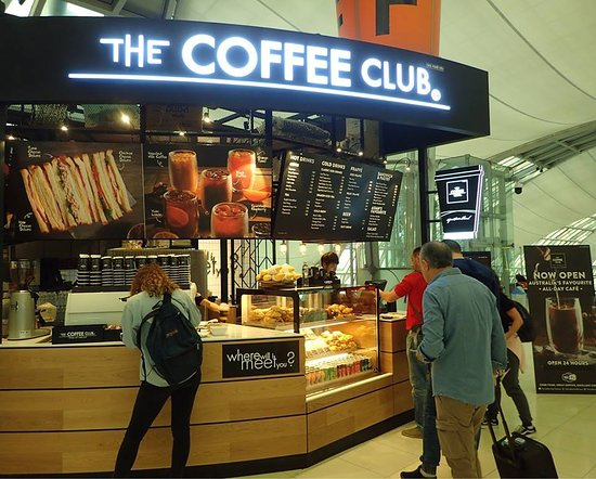 The Coffee Club - Suvarnabhumi Airport