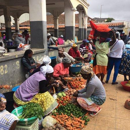 Assomada, Cabo Verde: Assomado Market