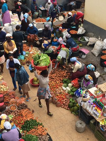 Assomada, Cape Verde: Assomado Market