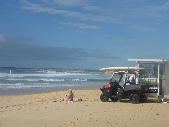 Bulli Beach Cafe: Bulli Beach