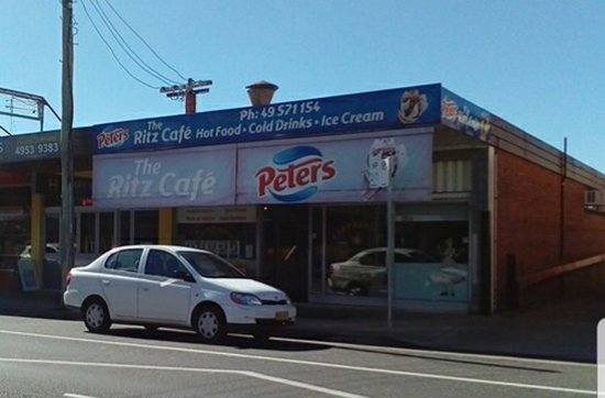Greater Newcastle, Australien: The Ritz Cafe