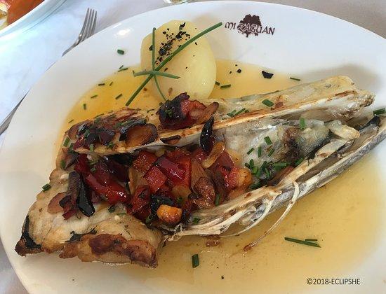 Arroyomolinos, España: cogote de merluza