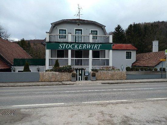 Sulz im Wienerwald, النمسا: Landgasthaus Stockerwirt