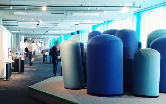 Swiss Science Center Technorama: Inside