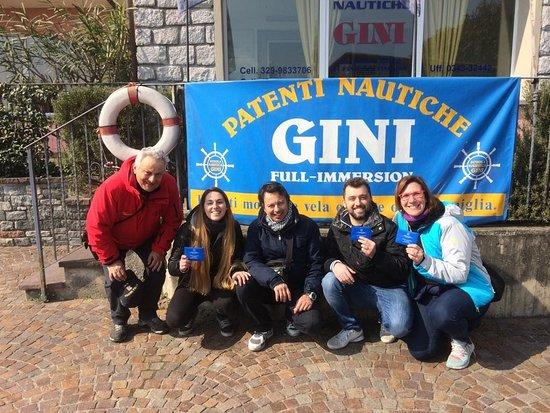 Scuola Nautica Gini: Bene bene Bene!!!