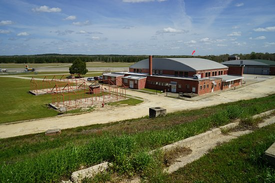 Tuskegee, AL: Historic Moton Field takes you back in time
