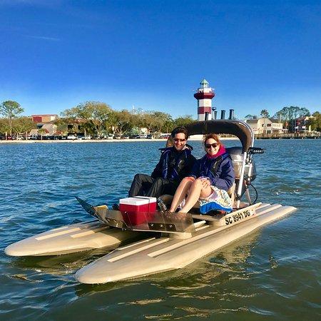 Island Skiff Tours
