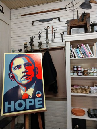 Hooksett, NH: Controversial poster