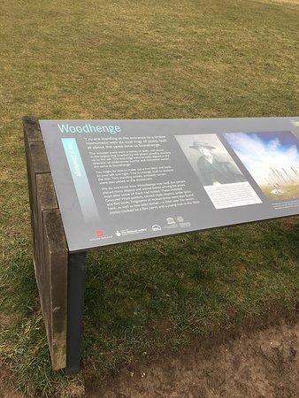 Durrington, UK: traveller info/signage