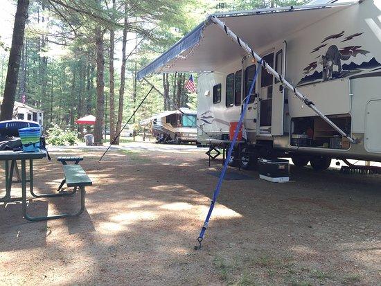 Ledgeview Village RV Park : Campsites