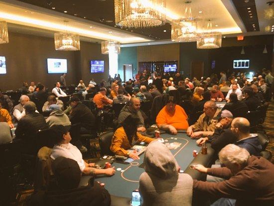 Rivers casino poker room review smoking ban atlantic city casinos