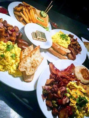 rivers casino sunday brunch menu