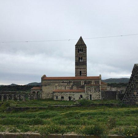 Codrongianos, إيطاليا: Santa Trinità di Saccargia