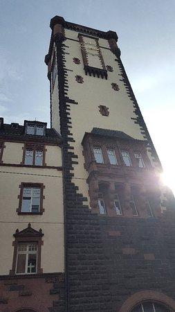 Roemerberg: Great area around Römerberg