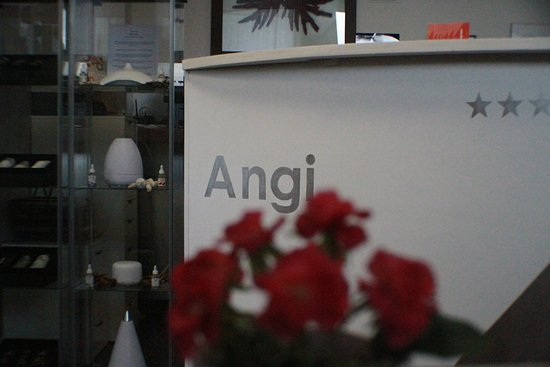 Hotel Angi: hall