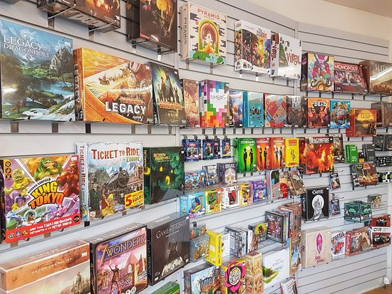 ‪Tabletop Game Shop, Chester‬