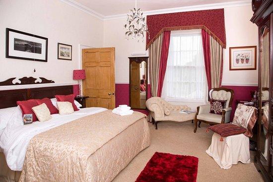 Castlemorris, UK: Superking bedroom