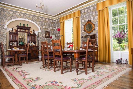 Castlemorris, UK: Delicious Breakfasts served in style