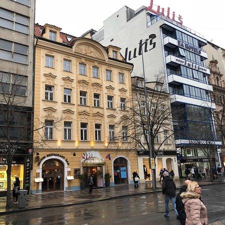 Adria Hotel Prague : photo0.jpg
