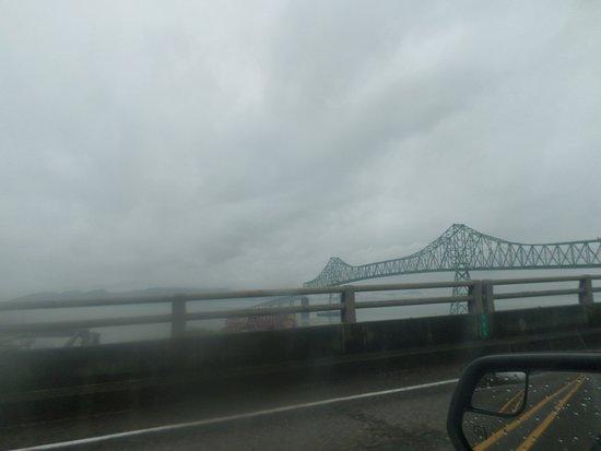 Astoria-Megler Bridge: Bridge