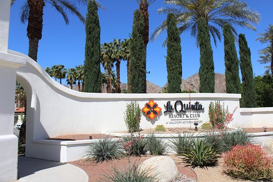 La Quinta Resort & Club, A Waldorf Astoria Resort: Entrance