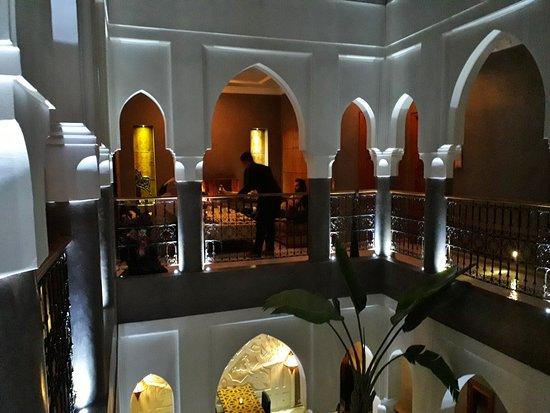 Riad houma b b marrakech maroc voir les tarifs 96 for Salon zen rabat tarifs