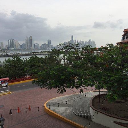 Luna's Castle Hostel: Views from the balcony
